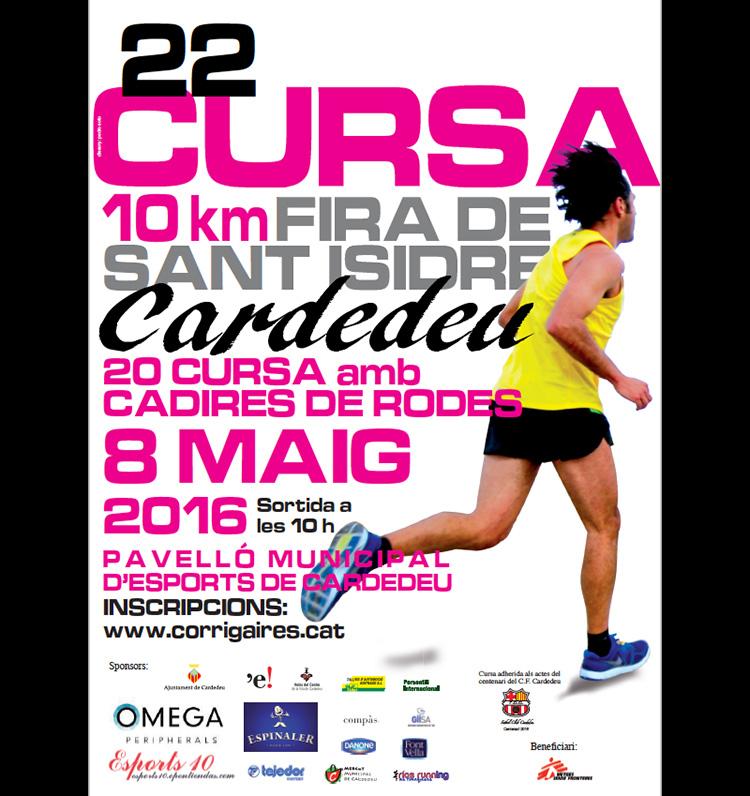 Cartell-cursa-Fira-Sant-Isidre-2016-cardedeu